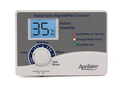 Humidification Controls