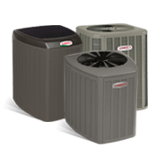 3 staggered lennox hvac units from genz ryan heating cooling plumbing electrical
